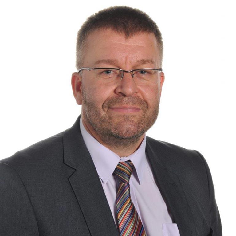 Mr Tim Orrell
